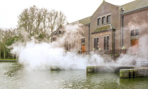 Pottery, Planetarium and Steam Pump