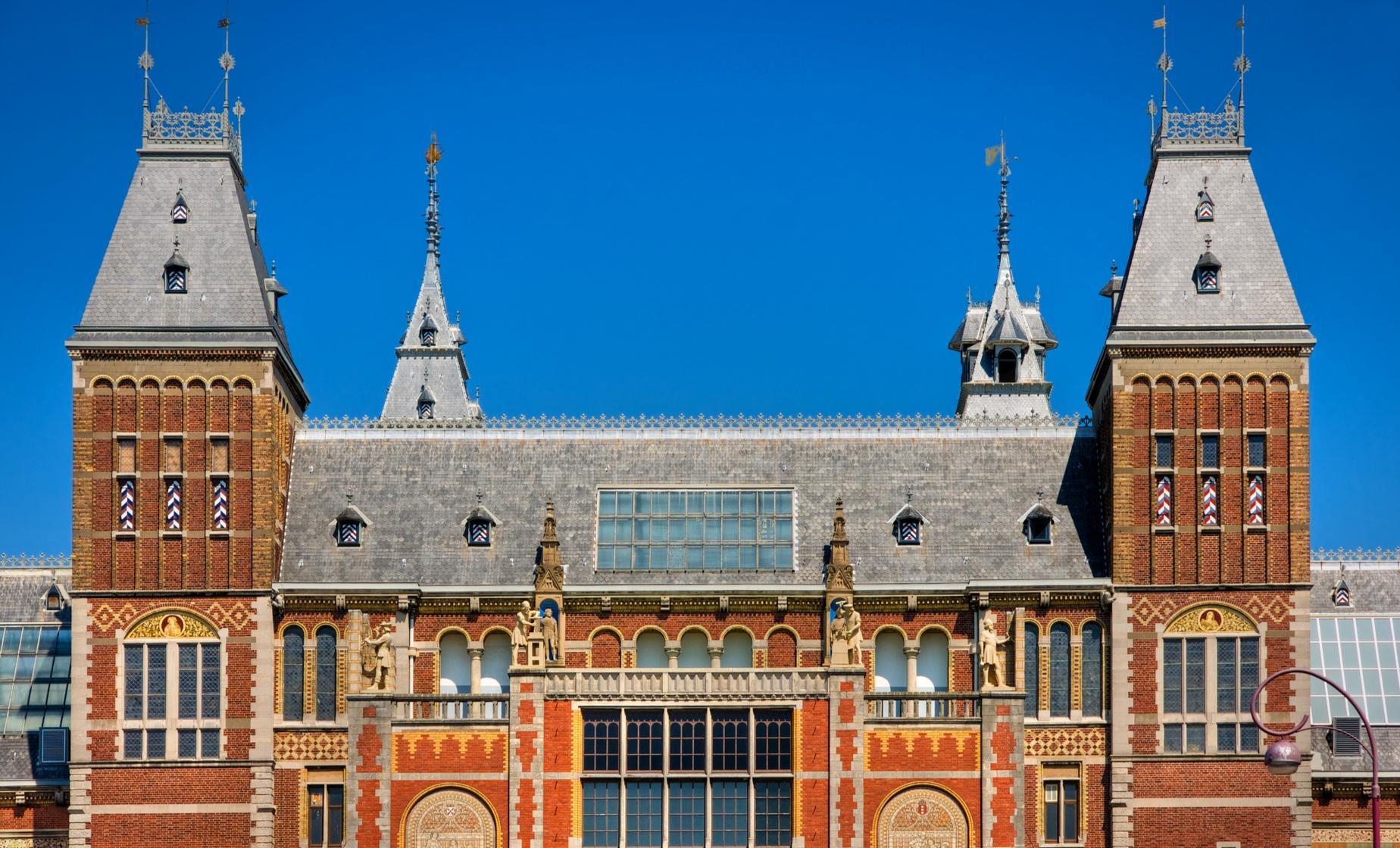 Museum Hop! - Skip the Line Rijksmuseum & Van Gogh Museum Tour