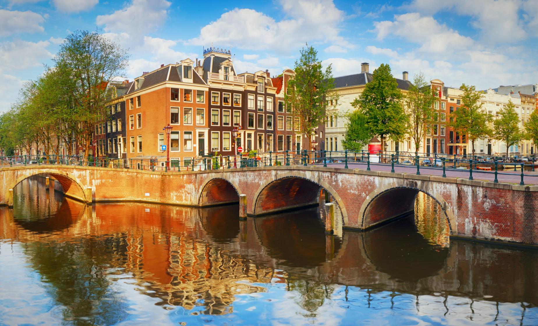Highlights of Amsterdam with Van Gogh