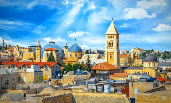 Private Jerusalem and Bethlehem Tour from Ashdod (Church of All Nations)