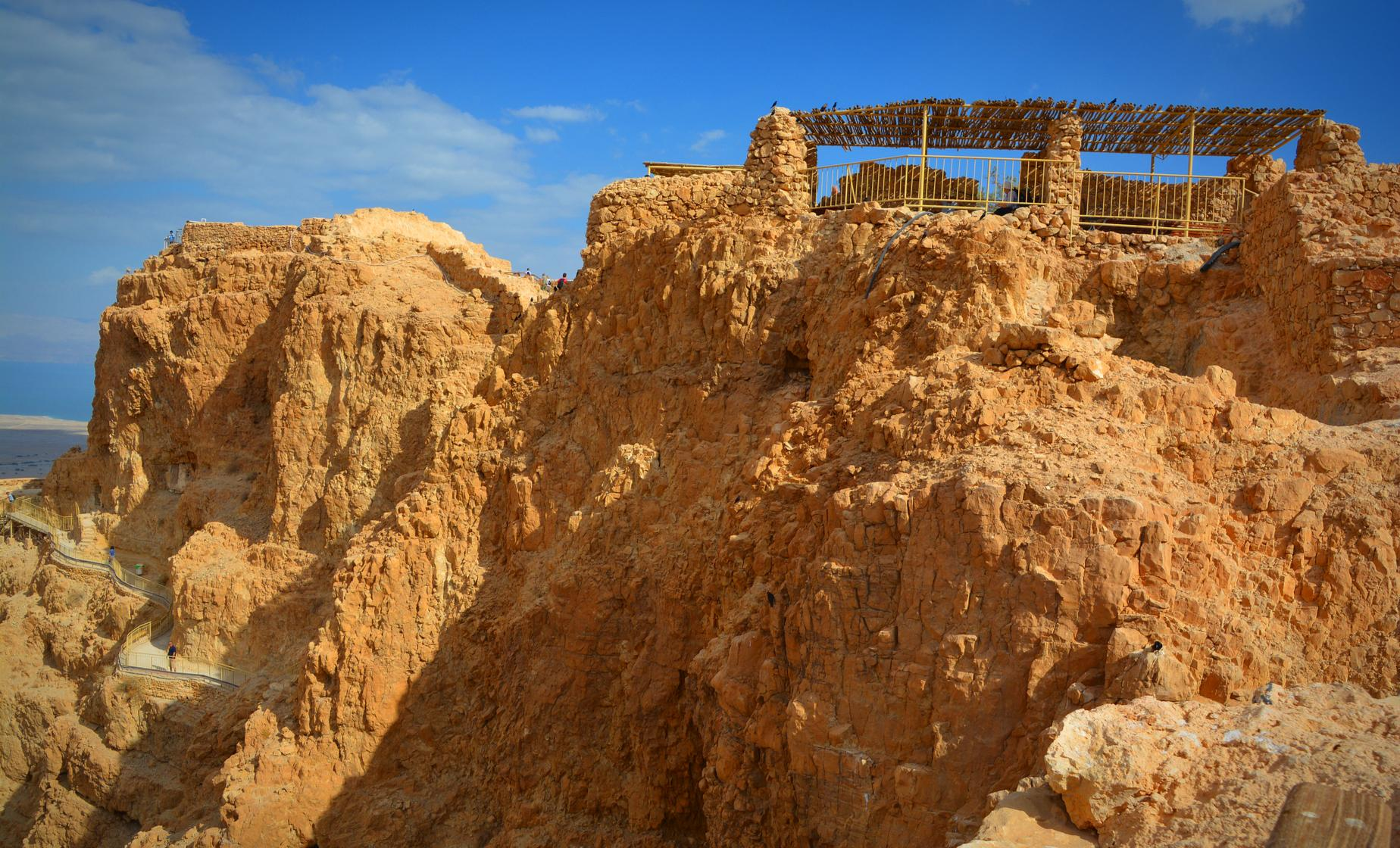 Private Masada and the Dead Sea