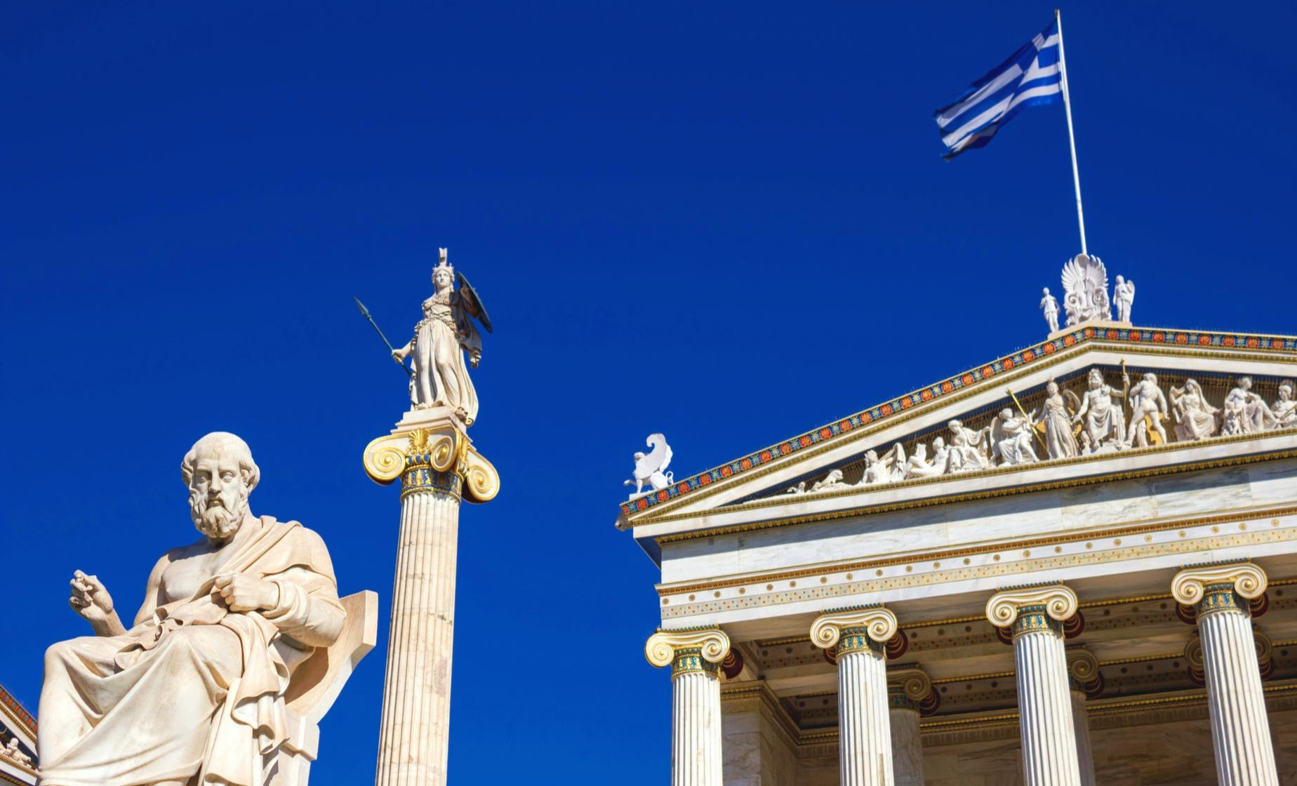 Athens Half-Day Sightseeing Tour from Hotel