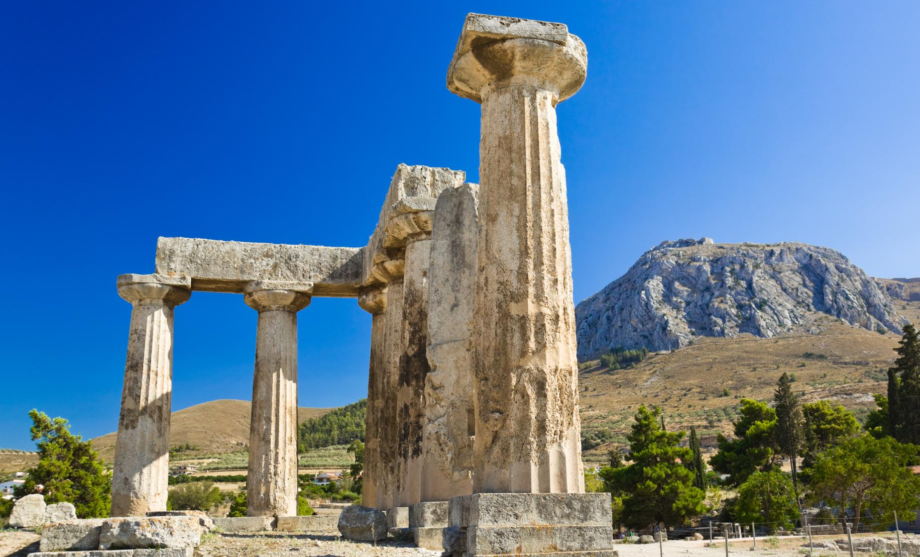 Corinth Half-Day Trip from Athens hotels