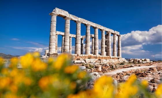 Cape Sounion Half Day Tour from Athens (Temple of Poseidon)