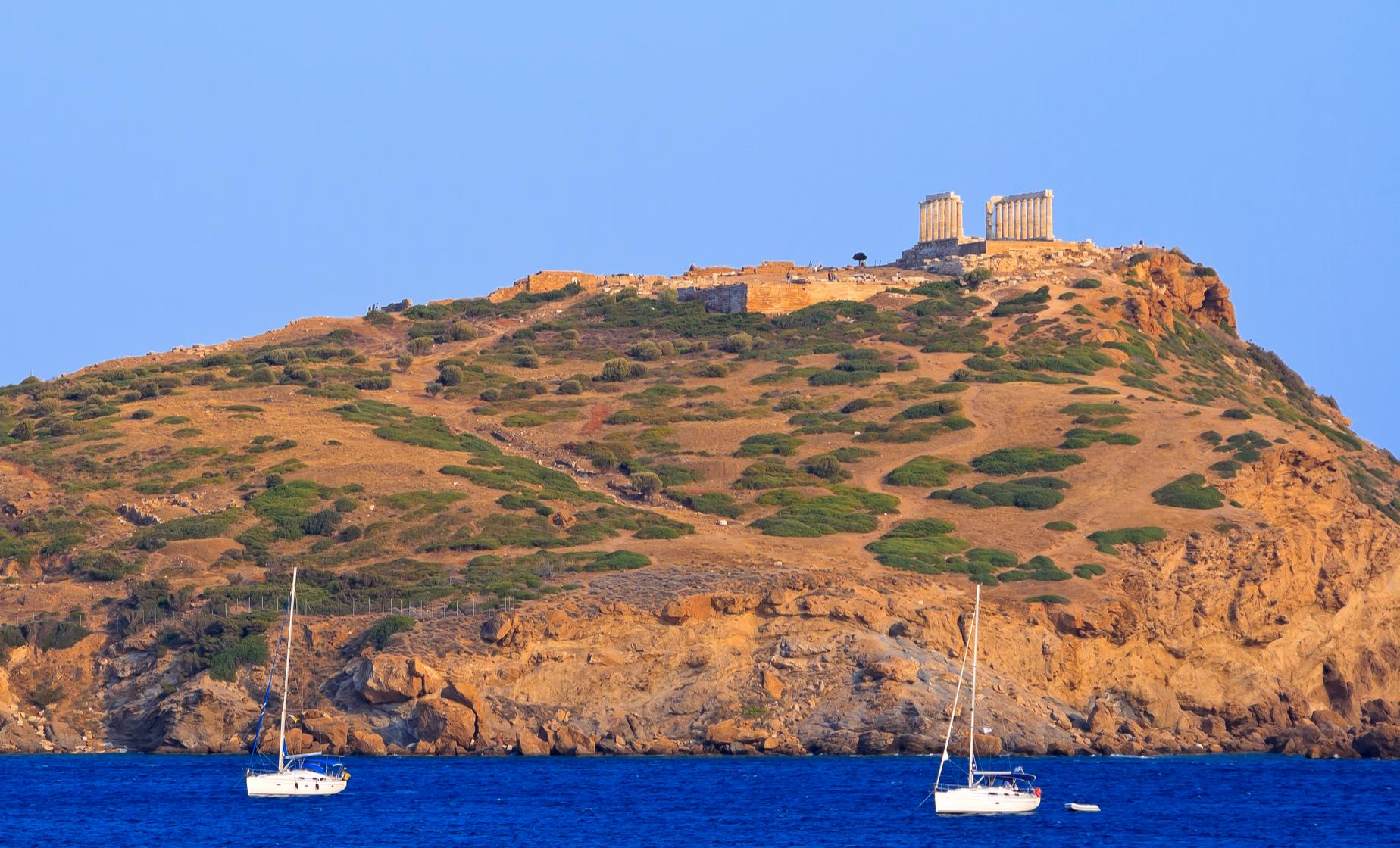 Cape Sounion Half-Day