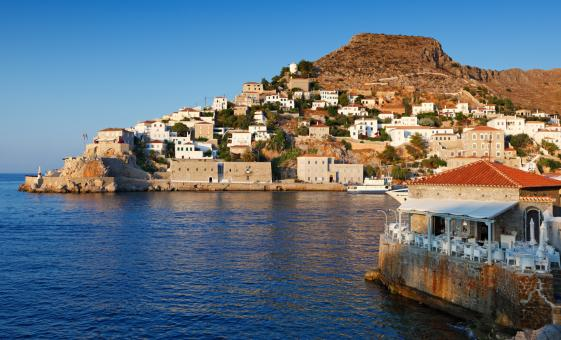 Scenic Cruise of the Saronic Gulf Islands of Aegina, Poros, and Hydra