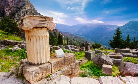 Cultural Tour of Ancient Delphi and Arachova With Visits to Sites like the Delphi Museum and Sanctuary