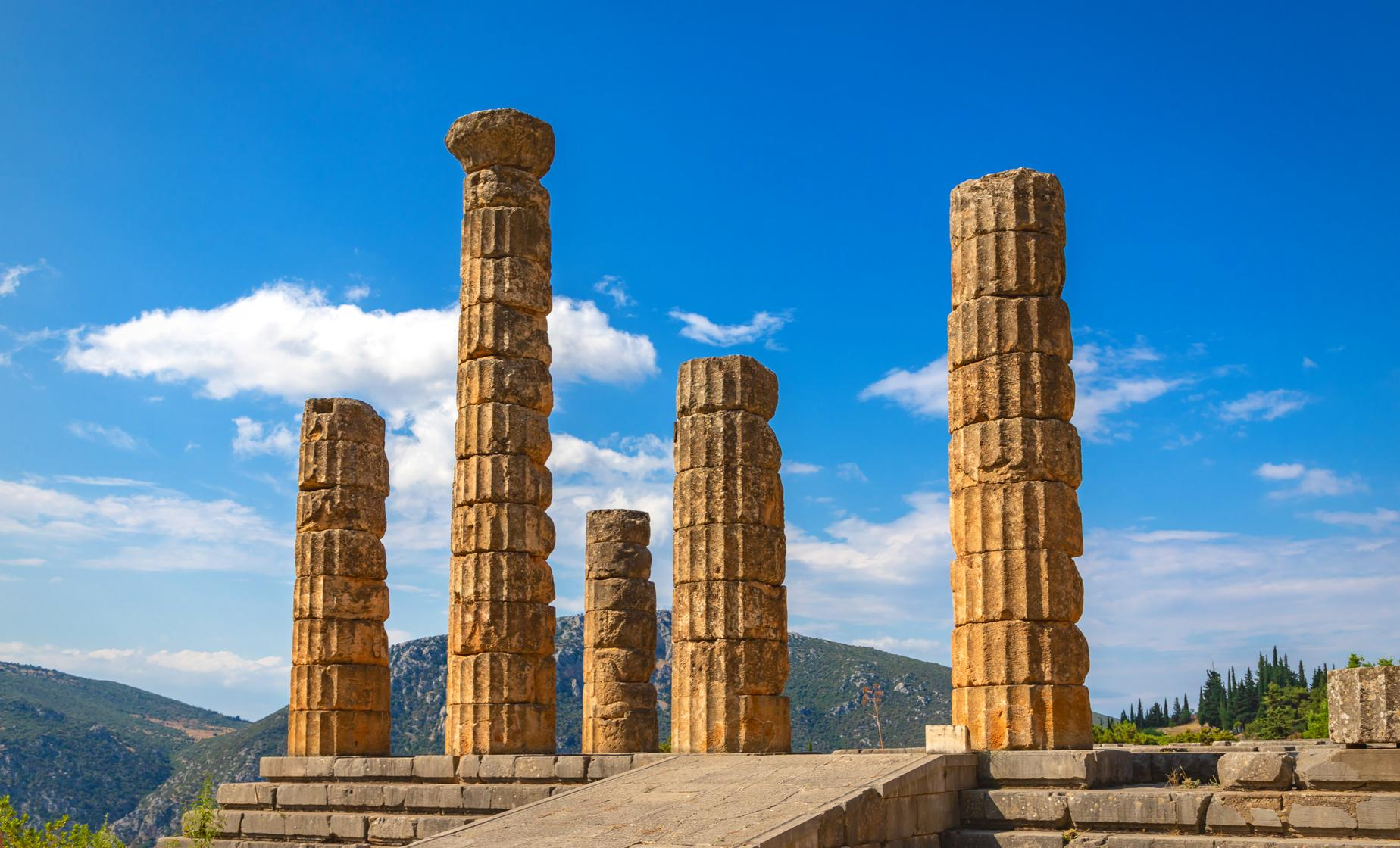 Ancient Delphi Tour from hotel