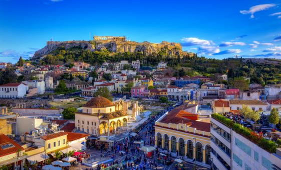 Athens HIghlights Full Day