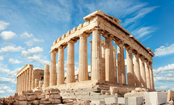 Athens Introduction with Acropolis and Museum