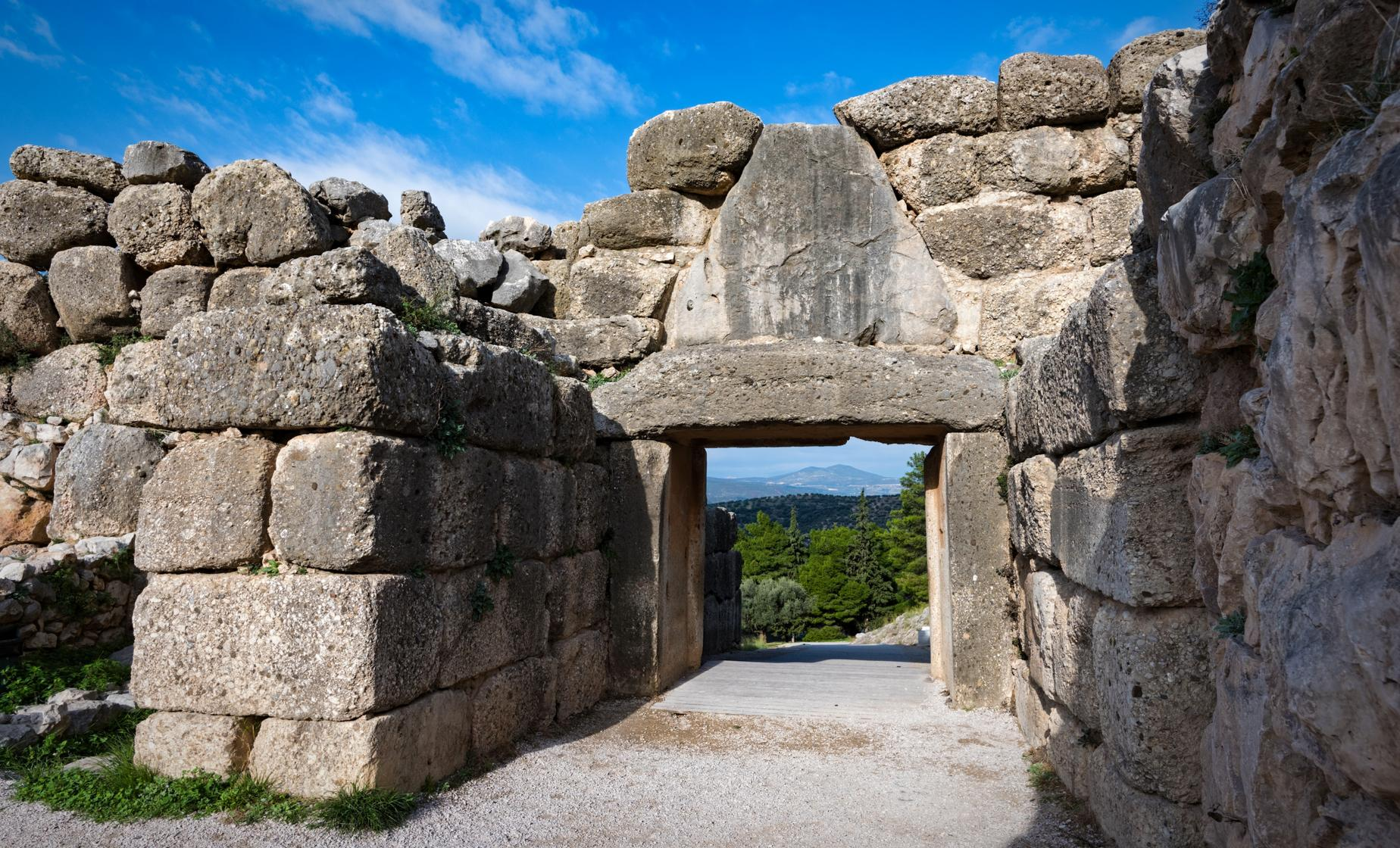 Mycenae and Epidaurus Tour from hotel