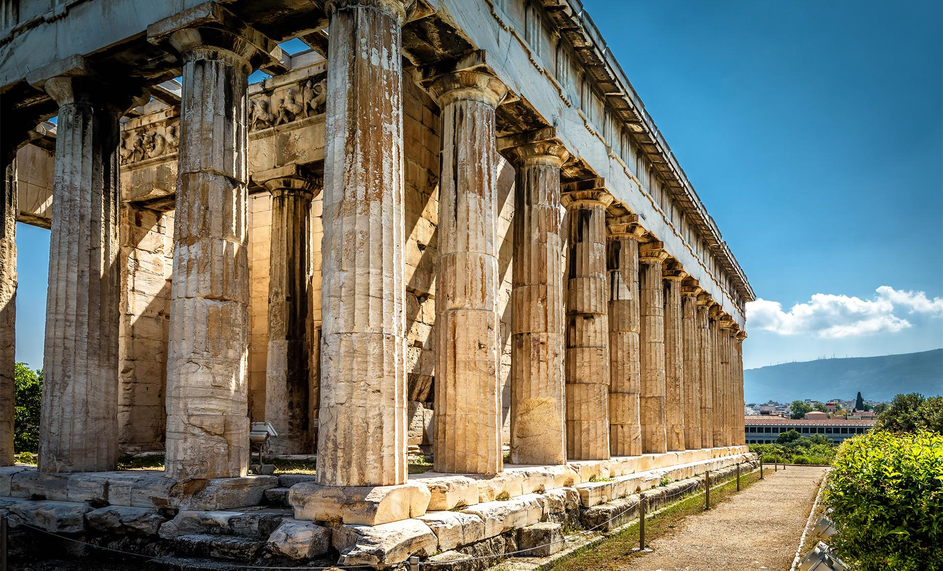 Athens Mystery Tour by Trikke