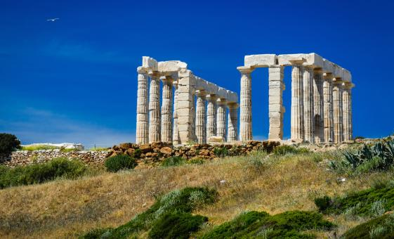 Private Athens, Acropolis and Cape Sounion with Lunch