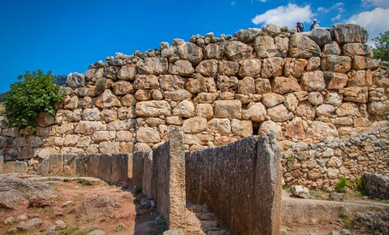 Private Ancient Corinth and Mycenae with Lunch
