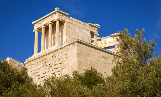 Private Athens Sites and Acropolis with Airport Drop Off