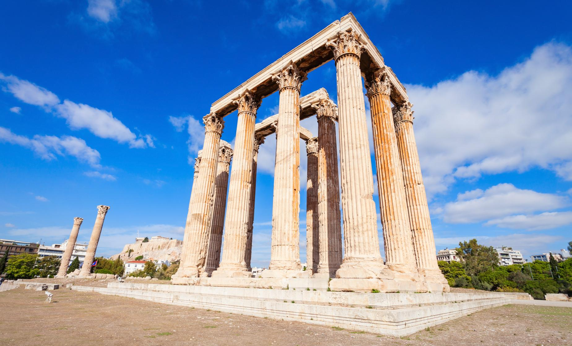 Private Archaeological Museum Tour in Athens (Temple of Zeus)