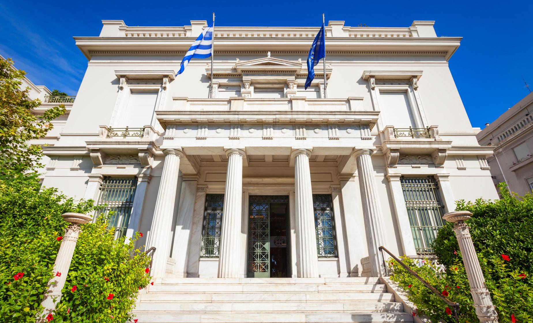Private Athens Orientation and Benaki Museum