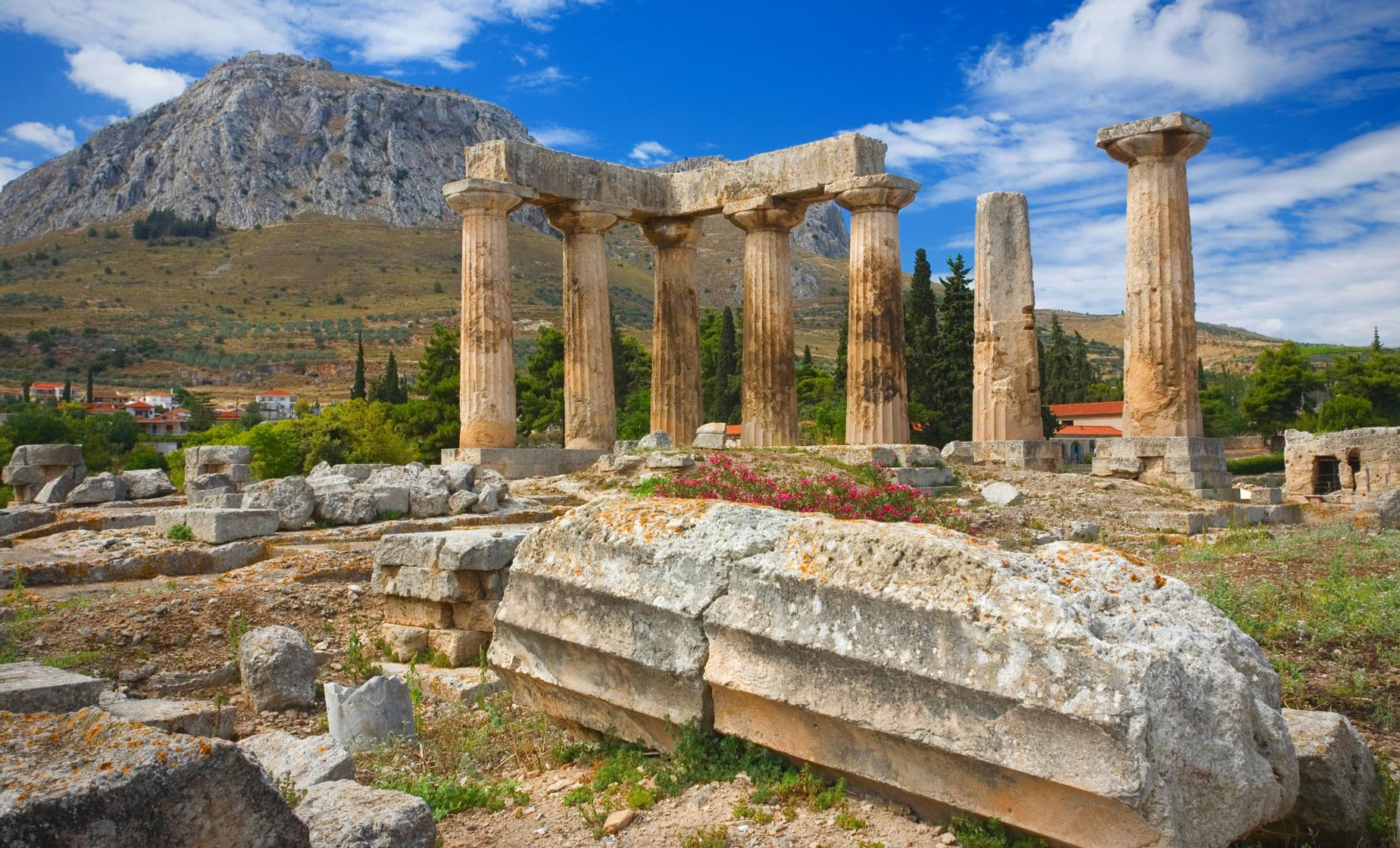 Private Corinth, Mycenae and Epidaurus