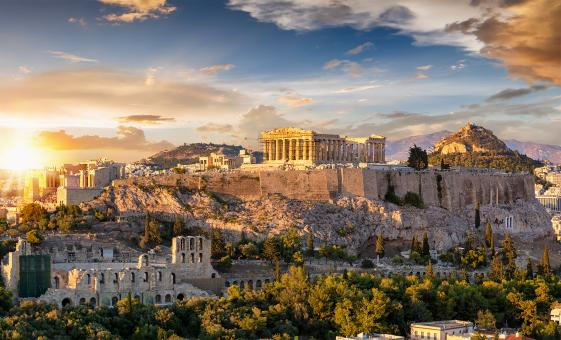 Exclusive Athens with Free Time in the Plaka Tour (Benaki, Kanellopoulos Museum)