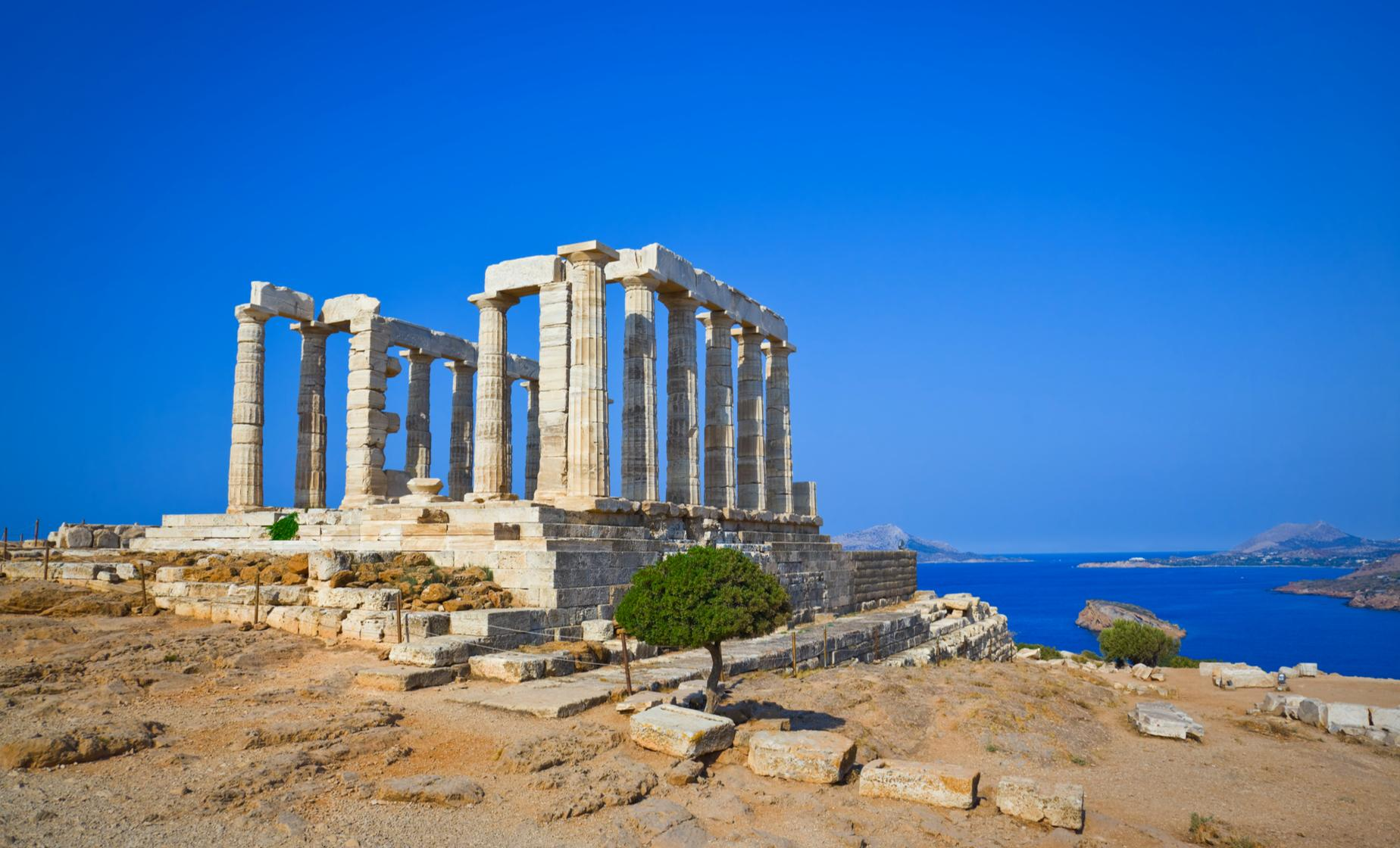 Private The Parthenon, Athens and Cape Sounion