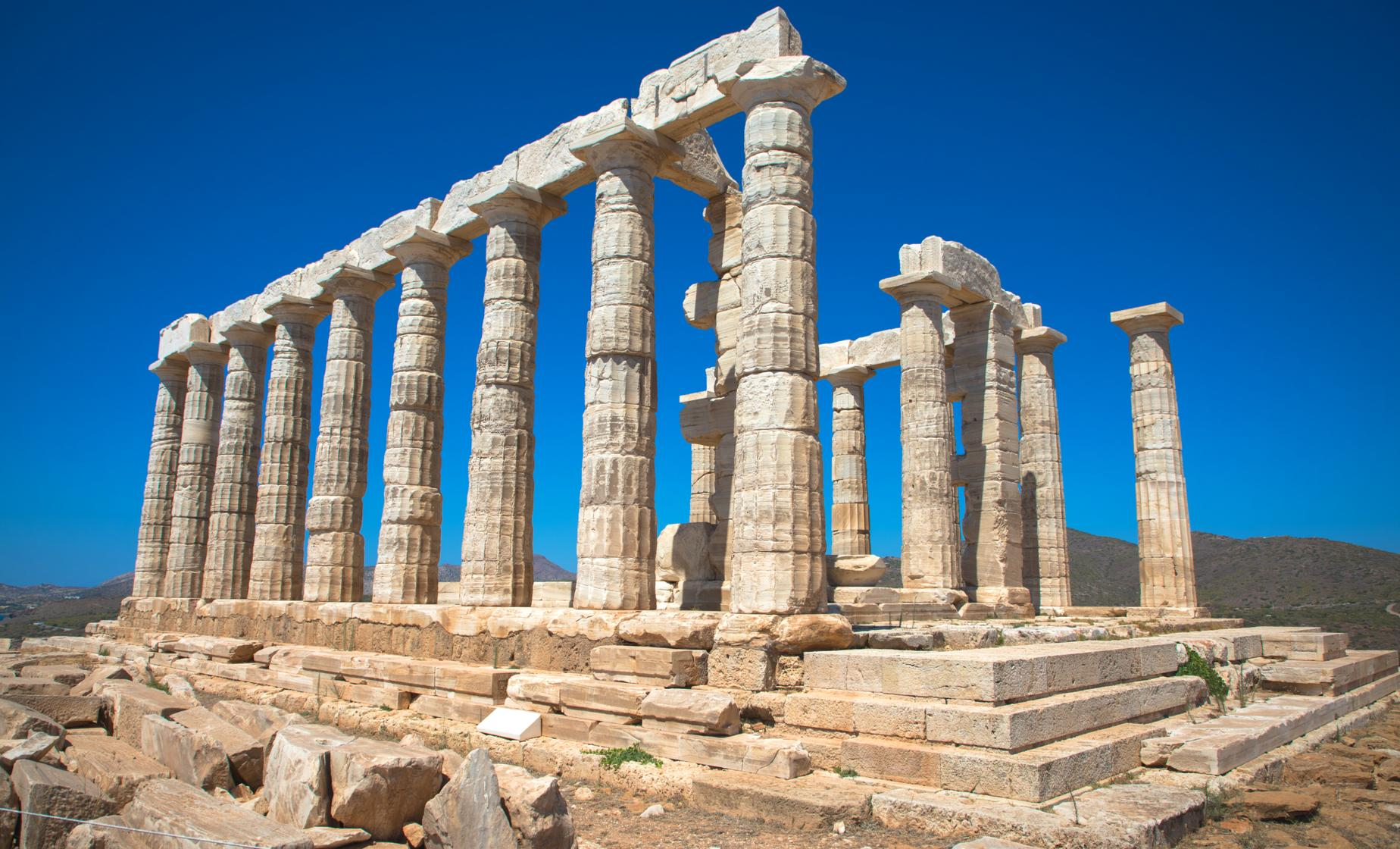 Private Sounion - Temple of Poseidon