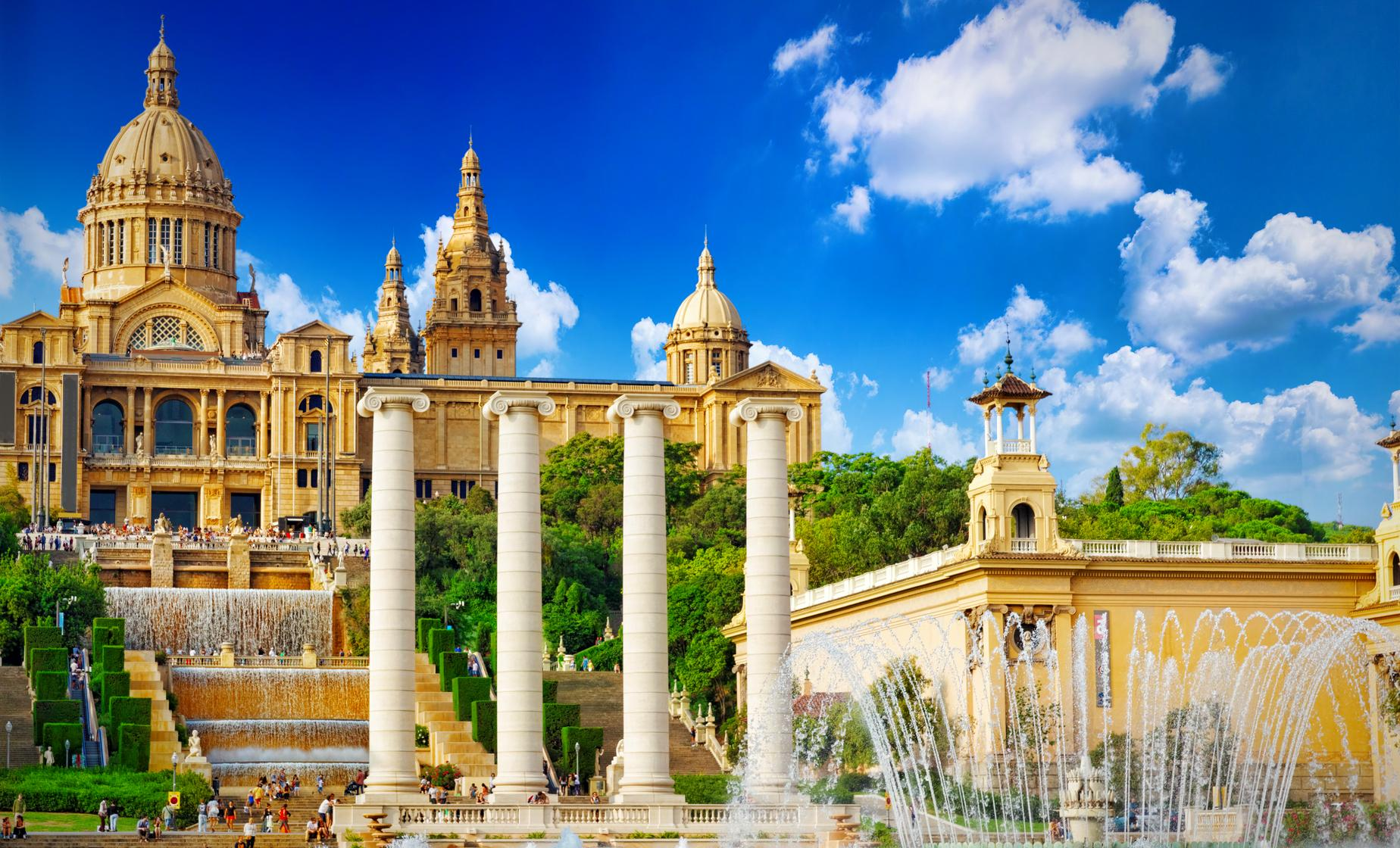 The Best of Barcelona Art Tour (Museu Nacional d'Art de Catalunya)