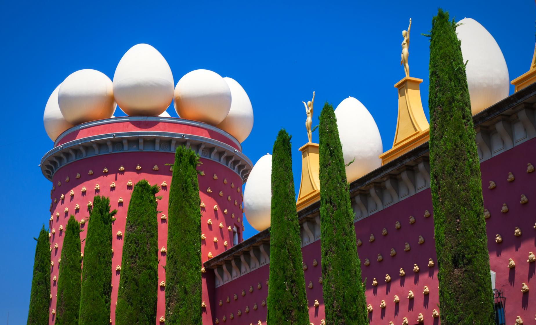 The Salvador Dali Tour from Barcelona