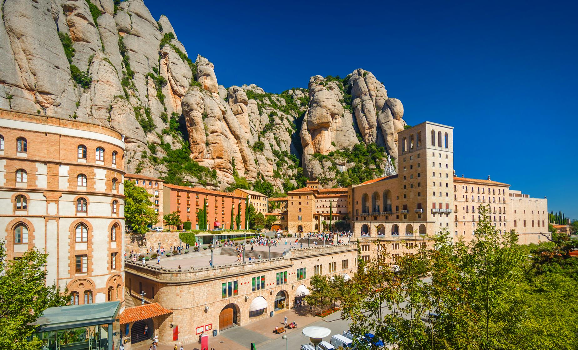 Montserrat and Barcelona Artistic