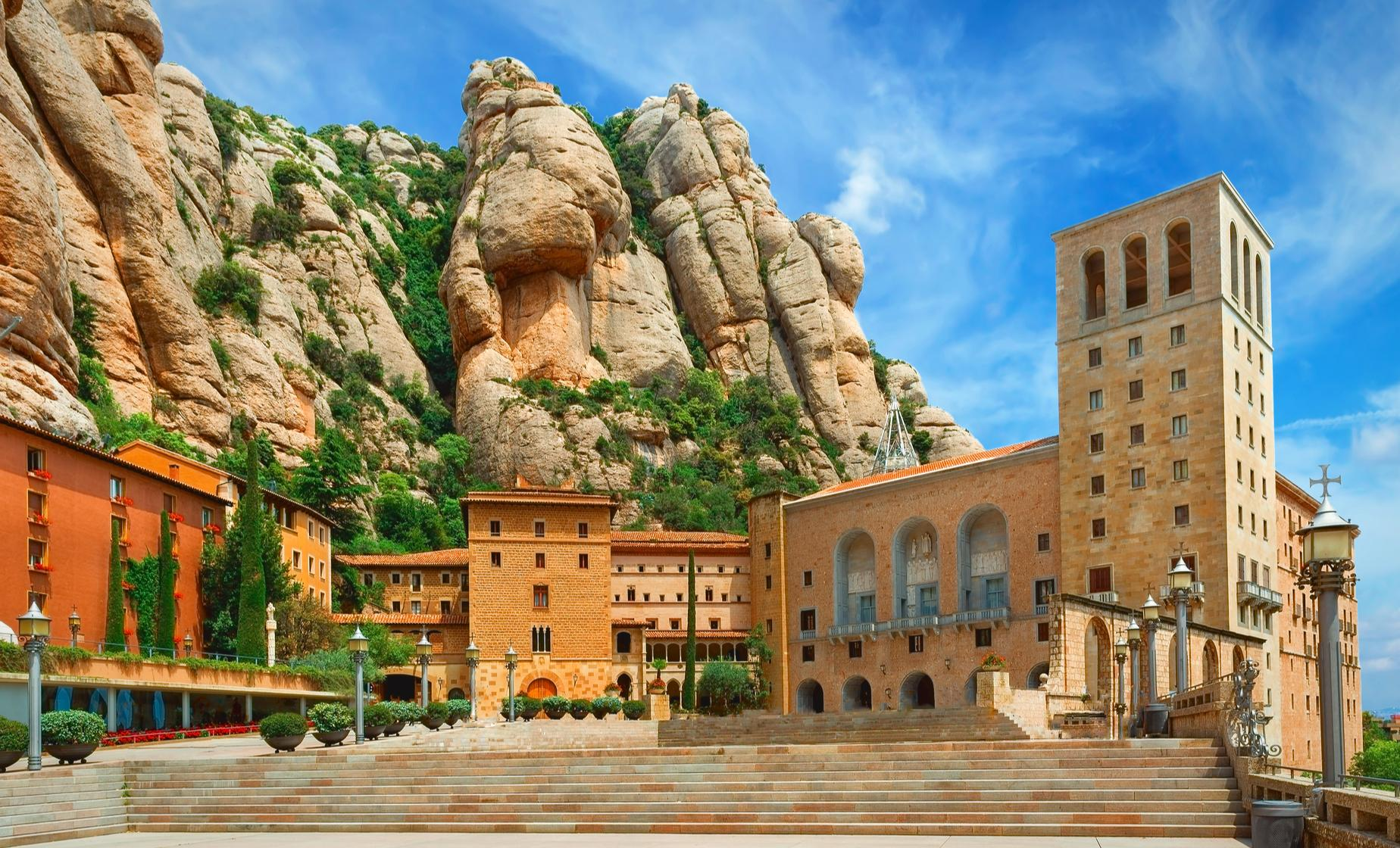 Montserrat Afternoon Tour (Monistrol, Black Virgin)