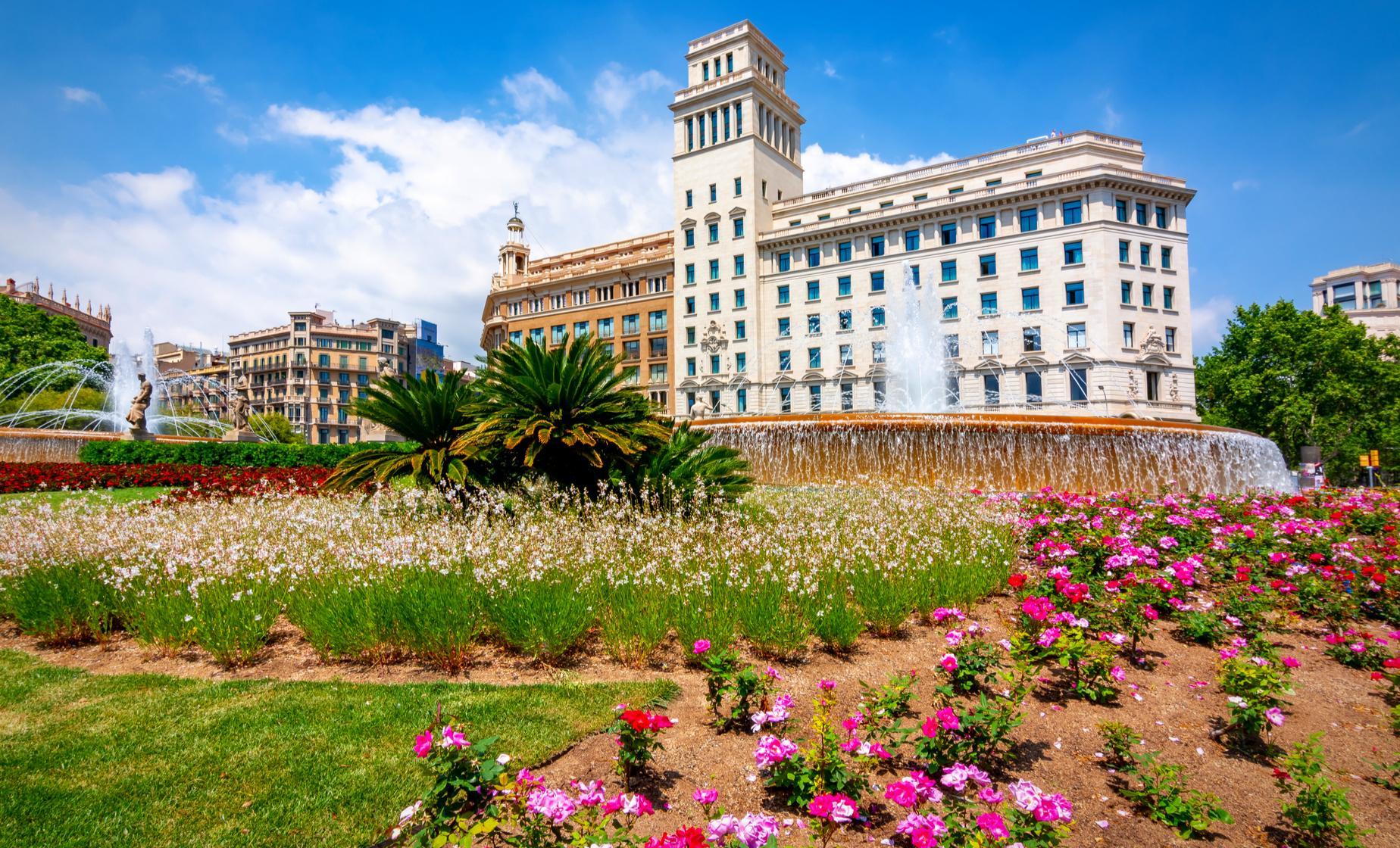 Barcelona & Montserrat