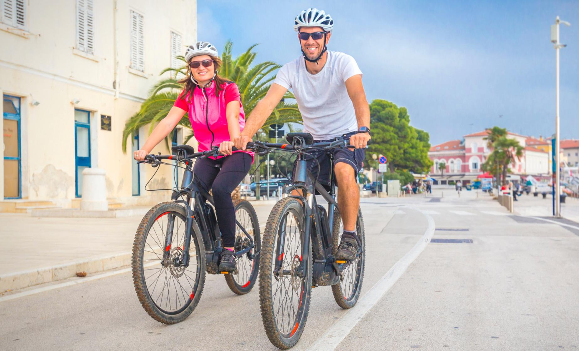 Private Barcelona E-Bike Tour