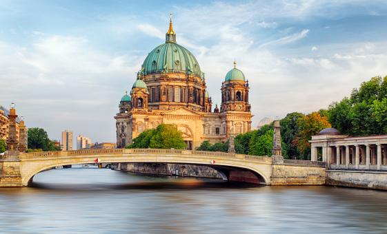 Exclusive Top Twenty Sites of Berlin (Charlottenburg Palace, Bellevue Palace)