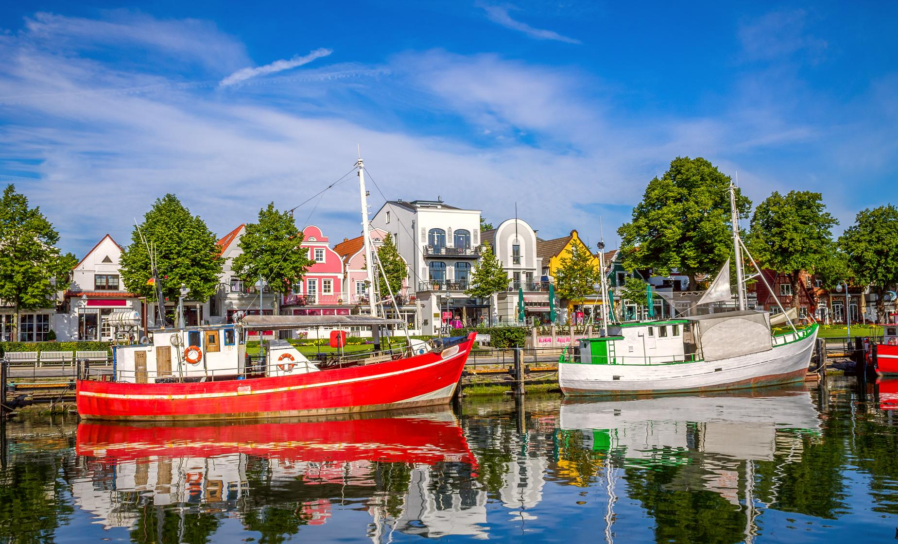Rostock's Top 10 by Road and River