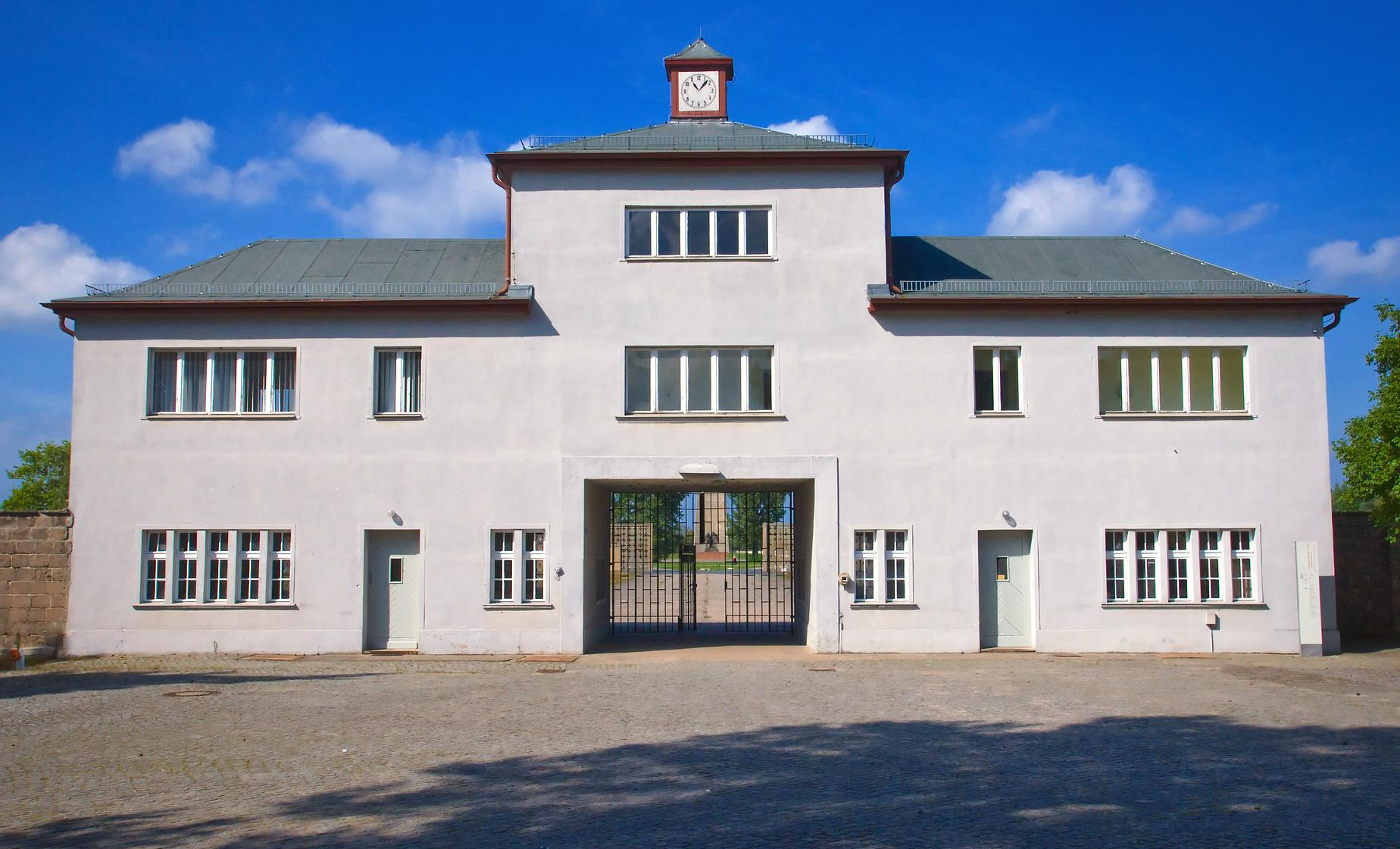 Berlin and Sachsenhausen Concentration Camp