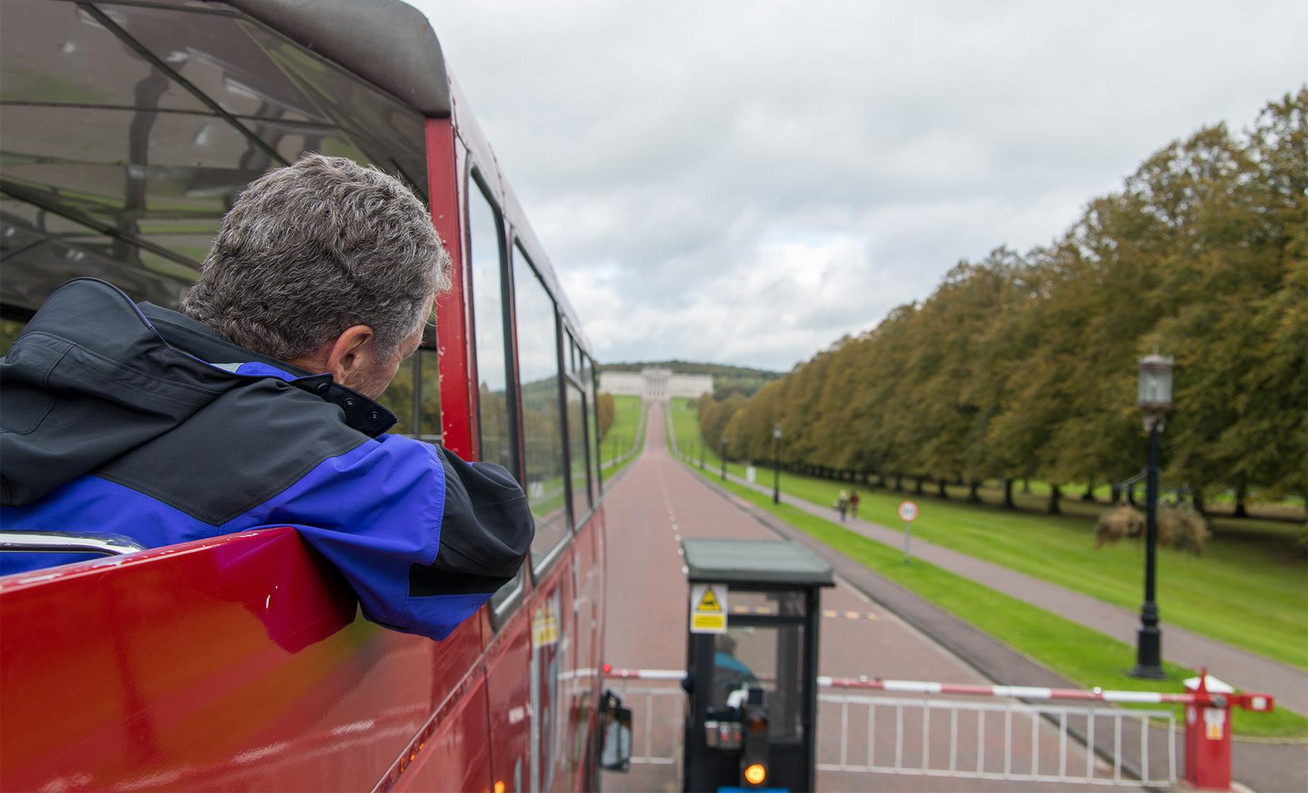 Belfast City Sightseeing Hop On Hop Off Bus Shore Excursion (Titanic Quarter)