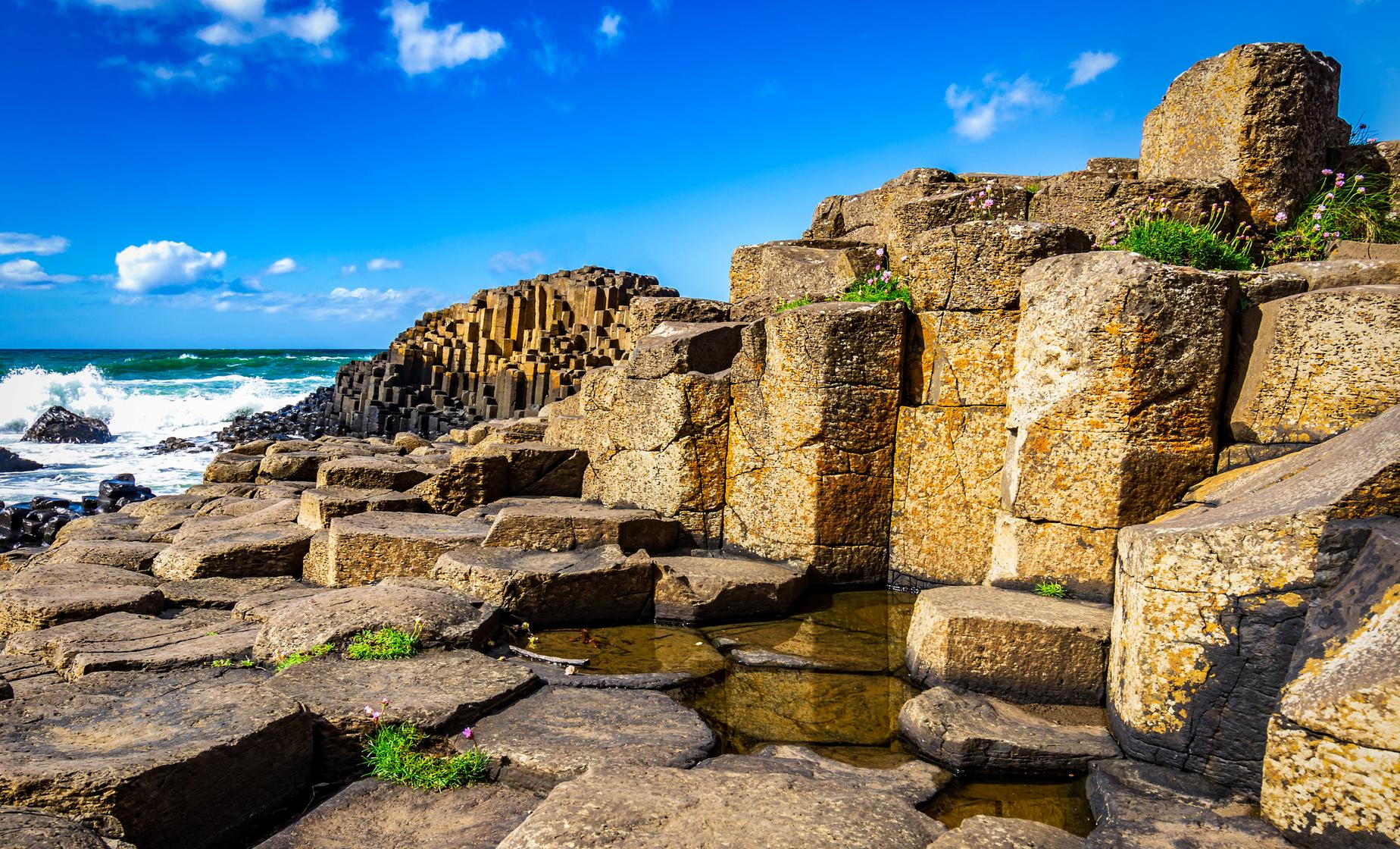 Private Giants Causeway and Belfast City Tour