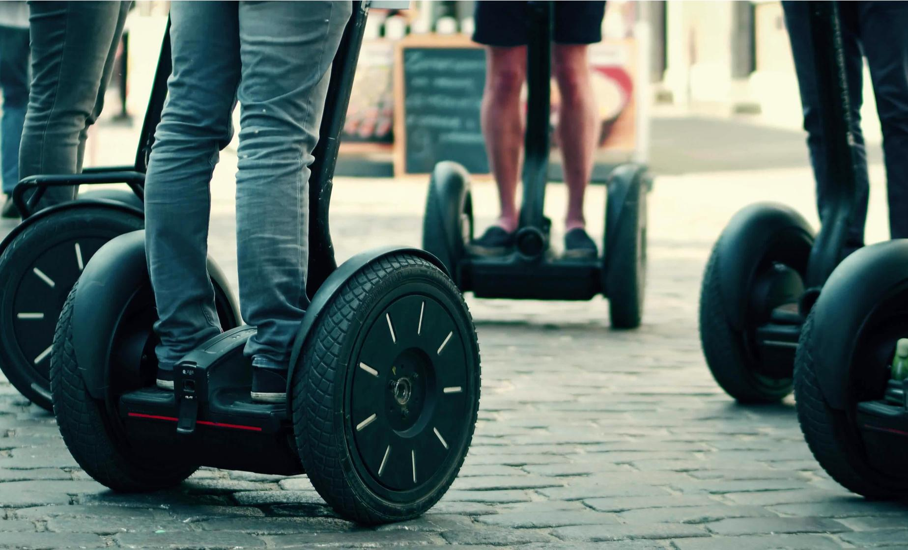 Best of Bergen by Segway