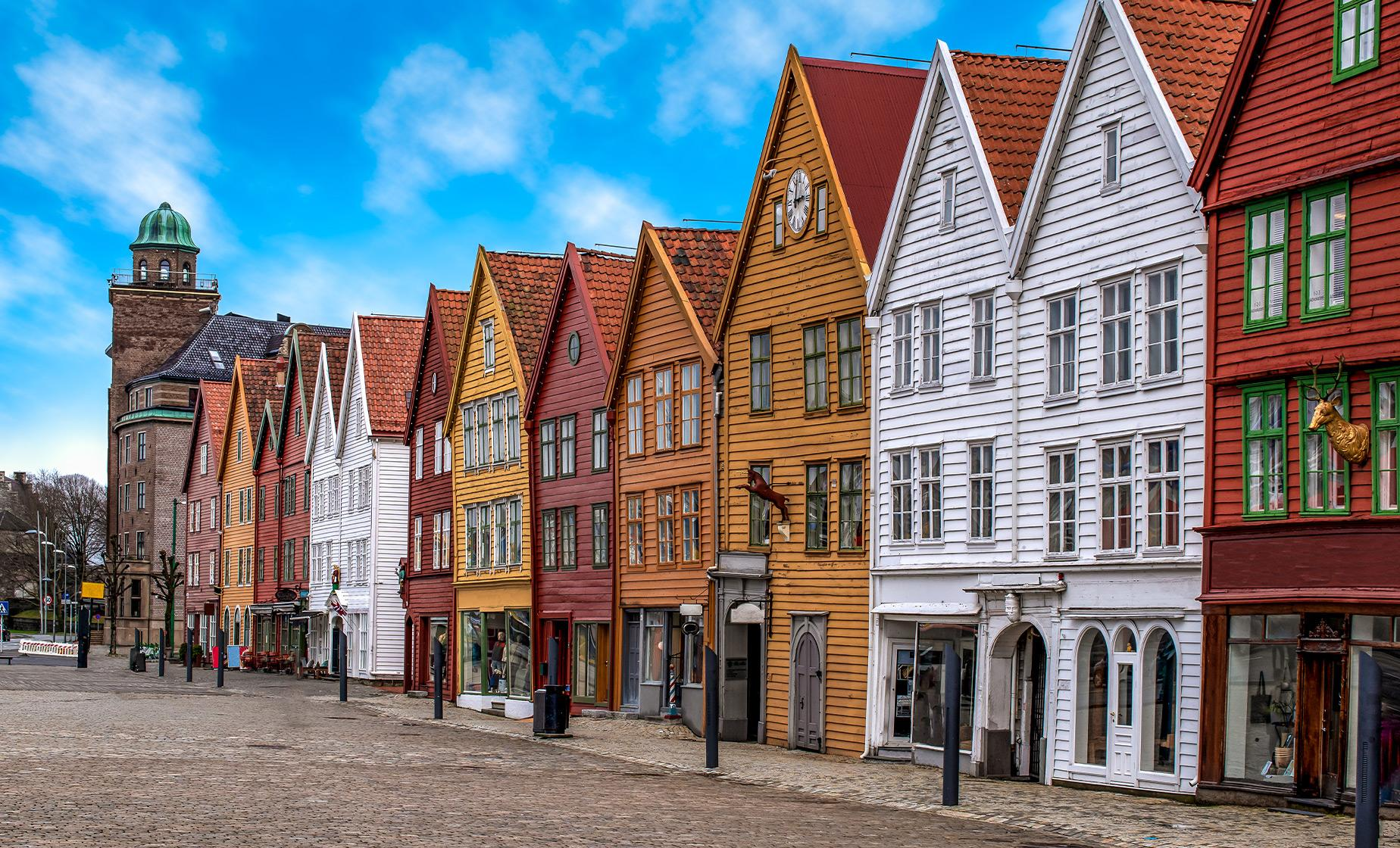 Hop-on Hop-off Bergen Highlights Tour