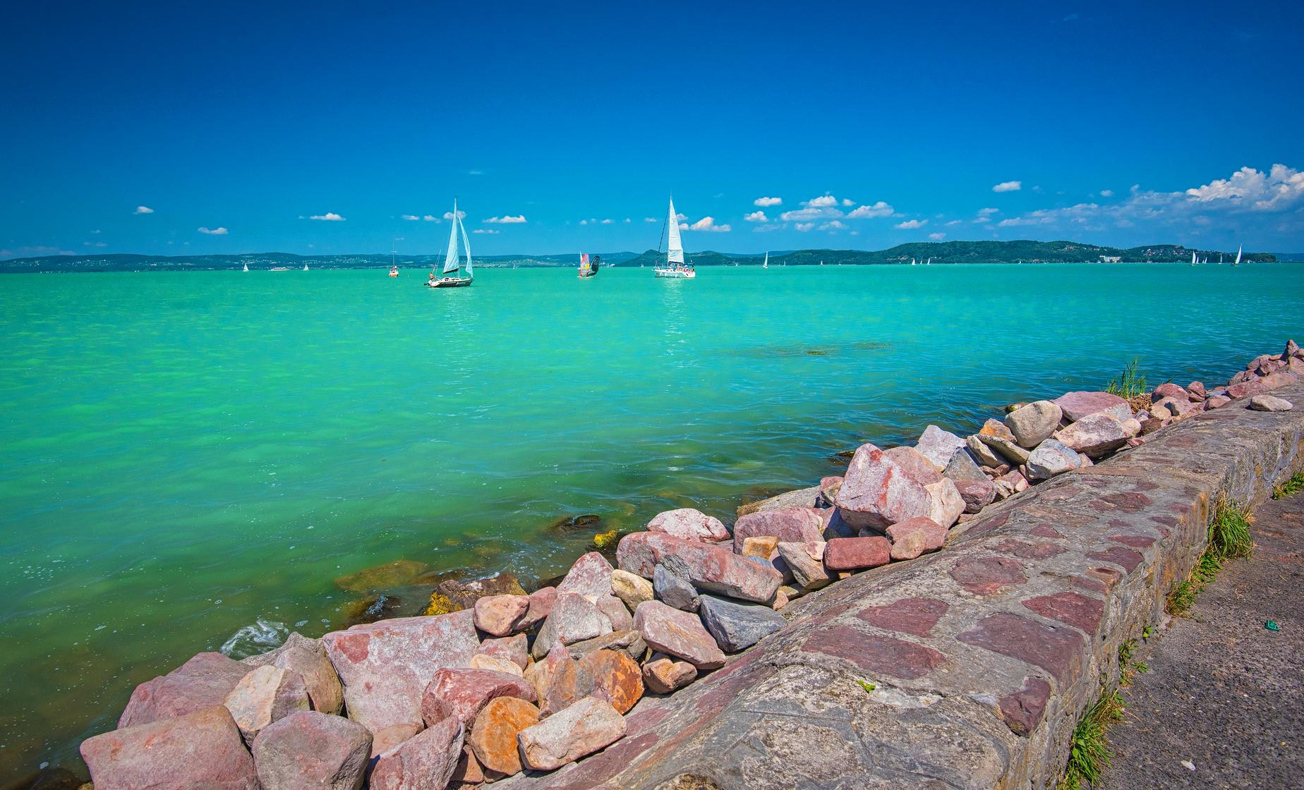 Venture to Lake Balaton