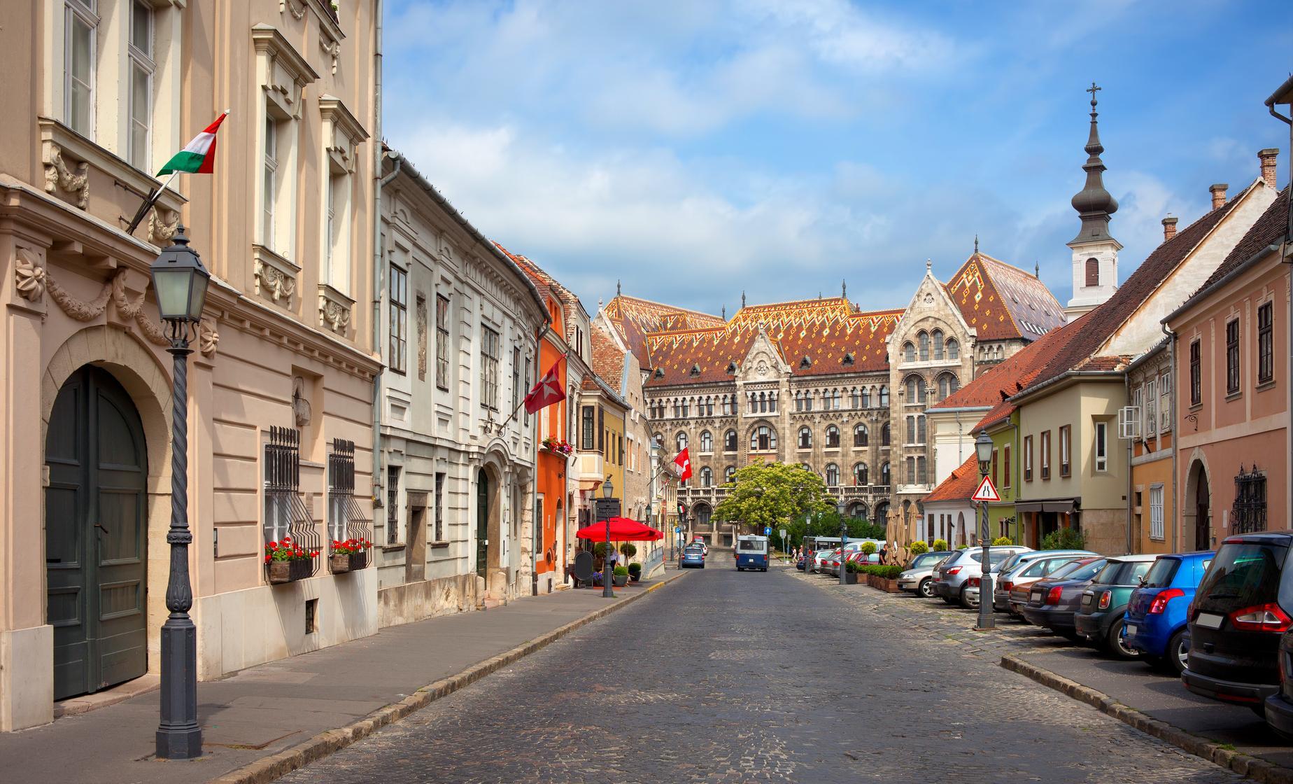 Budapest Hop On Hop Off Tour