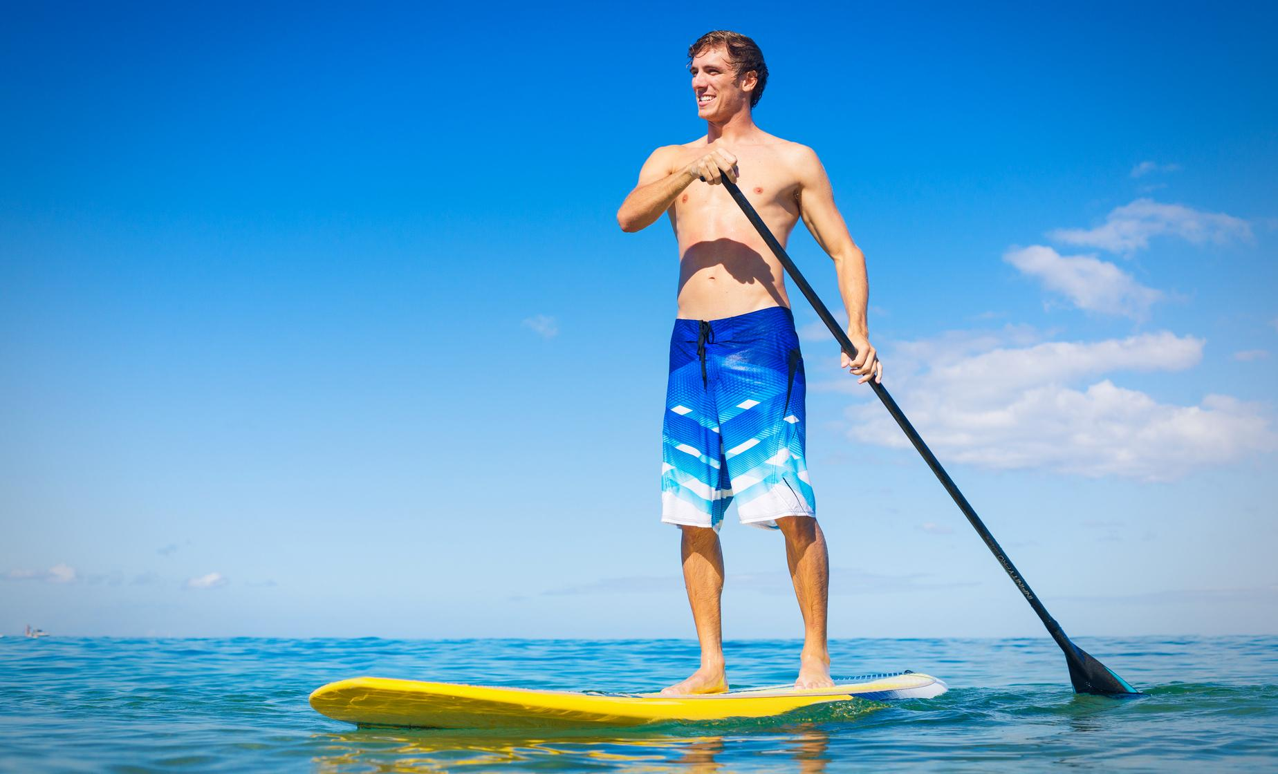 Private Initiation to Paddle Board