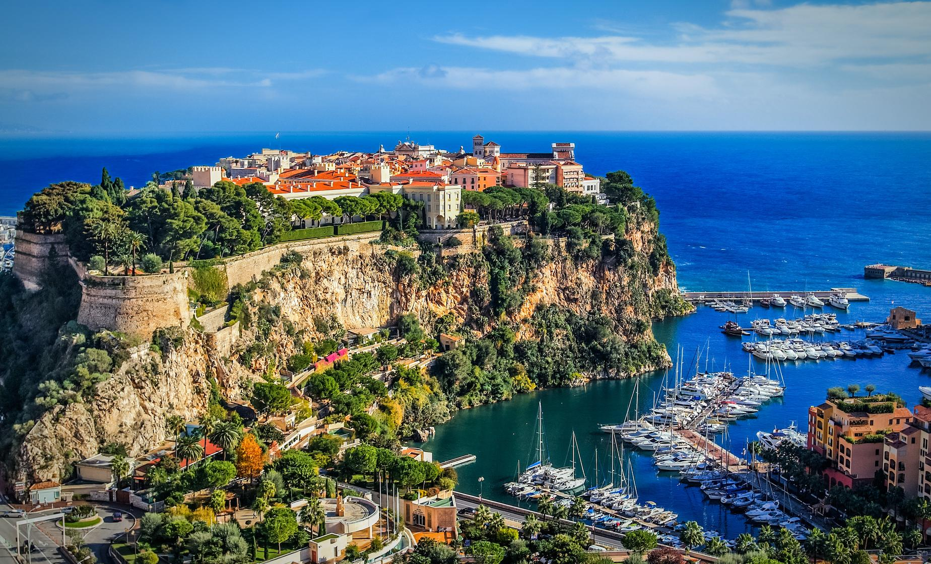 Monaco, Eze and Nice Tour