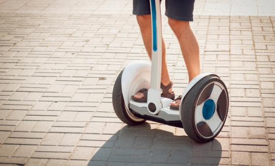 Segway Tour Cannes DISCOVERY - 1 hour