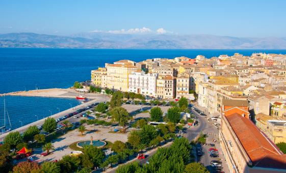 Hop-on Hop-off Corfu Highlights Tour