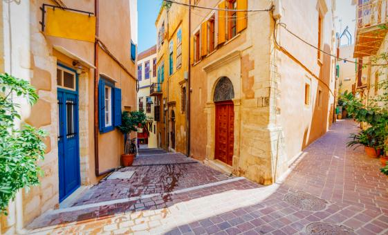 Flavors of Chania Walking Tour