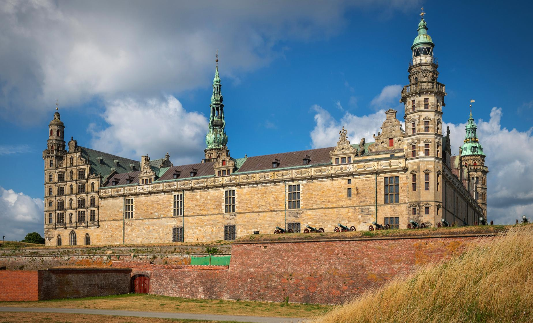 Royal Frederiksborg and Hamlet Castle