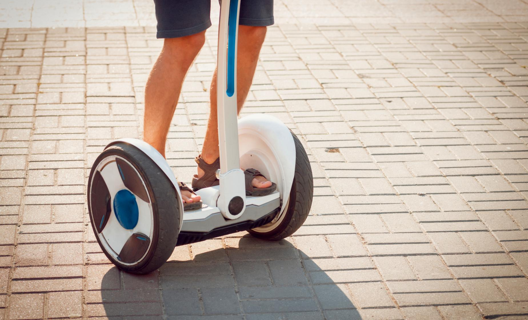 1 Hour Segway City Center