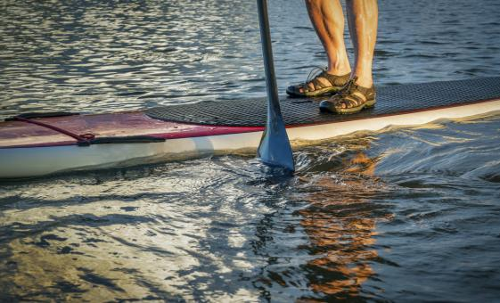 Stand Up Paddling Journey