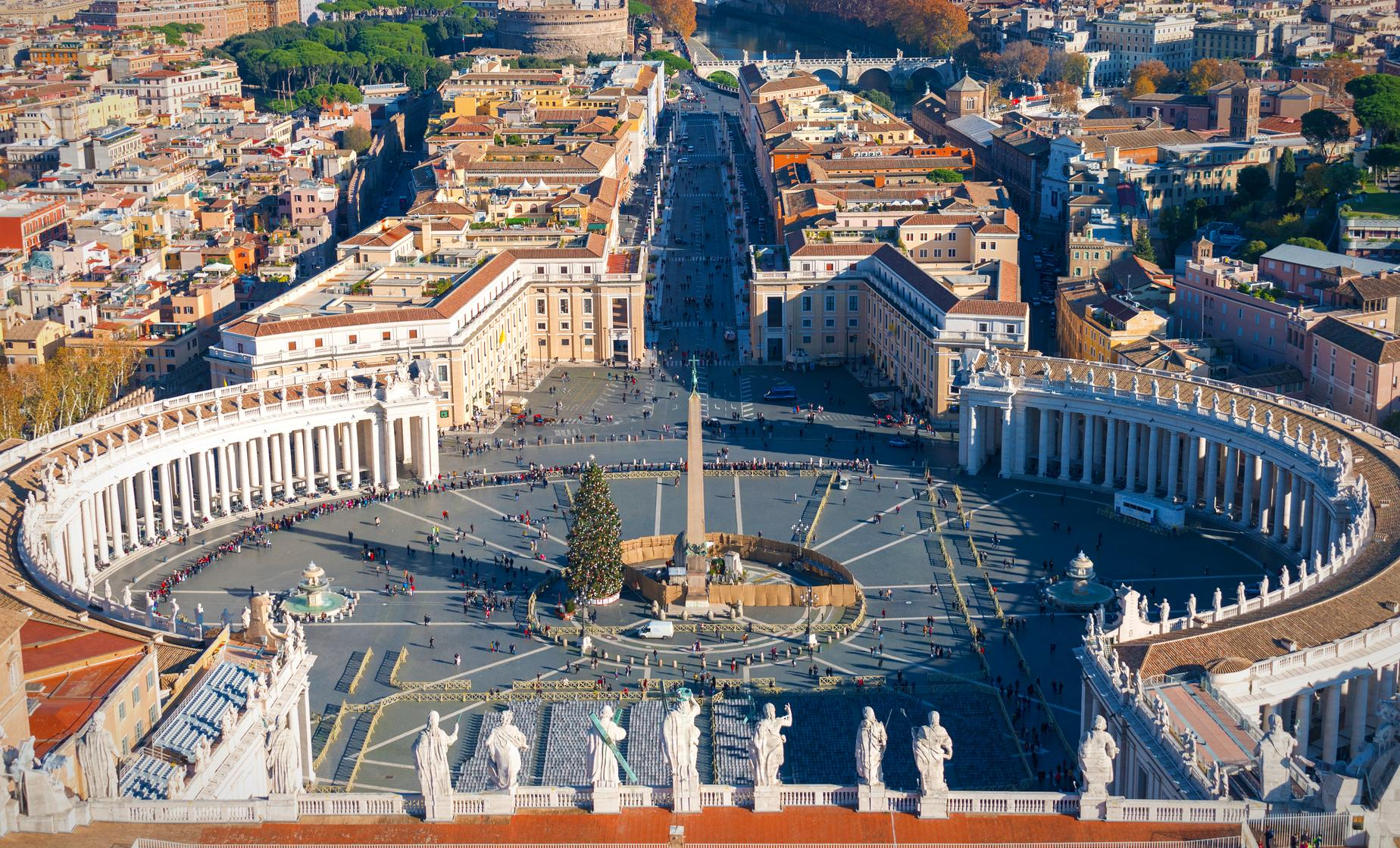 Private Vatican, Coliseum and Old Rome Tour (Sistine Chapel, St. Peter's Basilica)