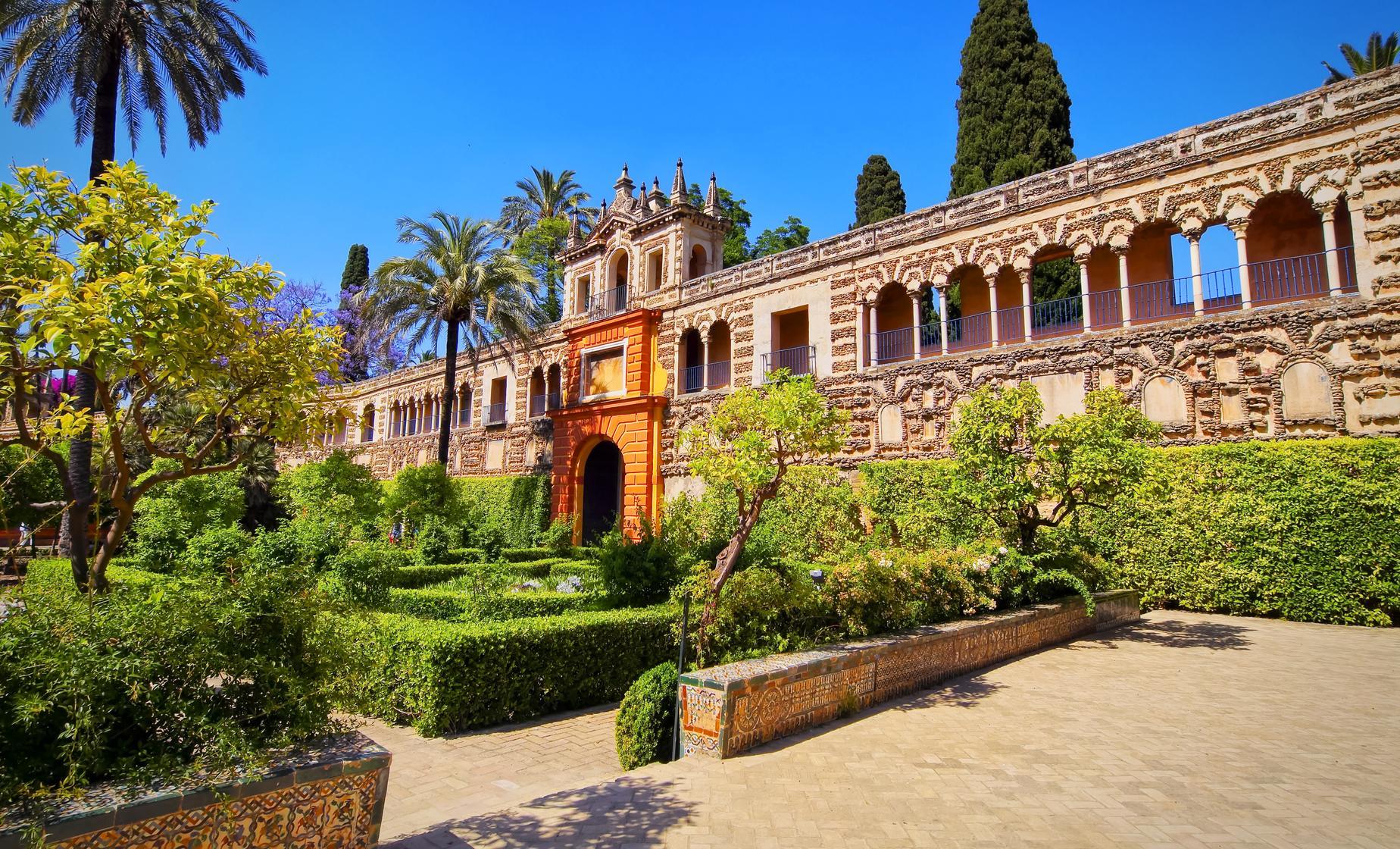 Historic Seville